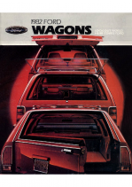 1982 Ford Wagons