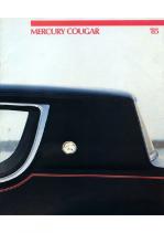 1985 Mercury Cougar
