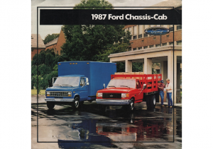 1987 Ford Chassis Cab