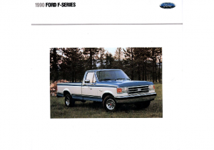 1990 Ford F Series