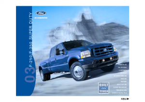 2003 Ford Super Duty