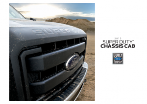 2015 Ford Super Duty Chassis Cab