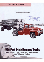 1956 Ford F900