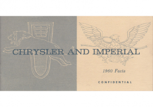 1960 Chrysler Imperial Facts