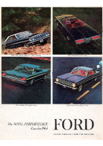 1964 Ford Performance