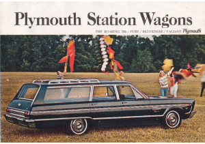 1965 Plymouth Wagons