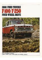 1966 Ford F100-F250