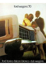 1970 Ford Wagons