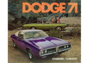 1971 Dodge Charger-Coronet