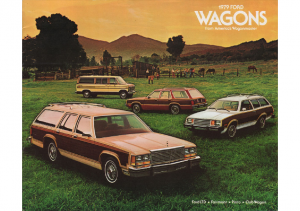 1979 Ford Wagons