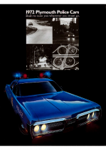 1972 Plymouth Police