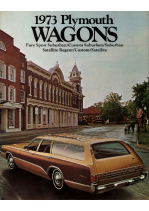1973 Plymouth Wagons