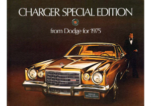 1975 Dodge Charger Special Edition