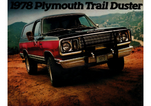 1978 Plymouth Trail Duster