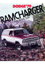 1979 Dodge Ram Charger