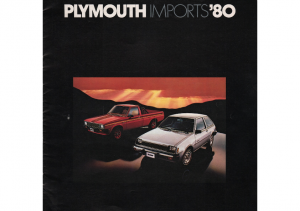 1980 Plymouth Imports