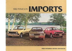 1982 Plymouth Imports