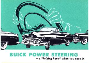 1952 Buick Power Steering