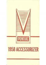 1958 Pontiac Accessorizer