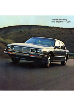 1985 Buick Electra T Type