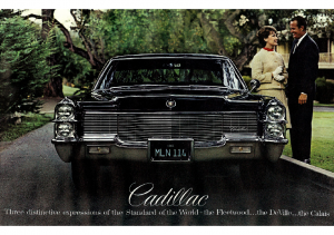 1965 Cadillac Fold Out