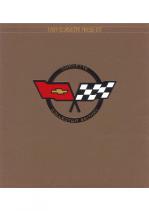 1982 Chevrolet Corvette – Press Kit