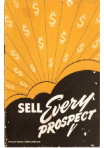1946 Chevrolet Sell Every Prospect