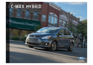 2018 Ford C-Max
