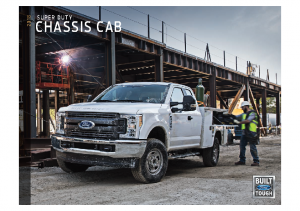 2018 Ford Chassis Cab