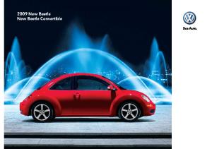 2009 VW Beetle
