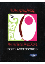 1970 Ford Accessories