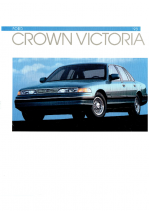 1993 Ford Crown Victoria