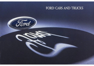1997 Ford Cars and Trucks