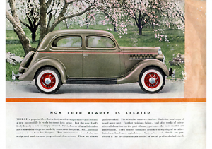 1935 Ford Beauty