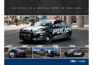2019 Ford Police