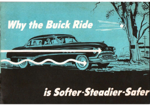 1952 Buick Ride