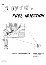 1959 Chevrolet- Fuel Injection