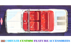 1963 Chevrolet Corvair Accessories