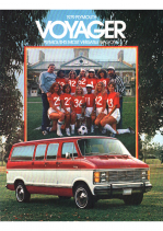 1979 Plymouth Voyager