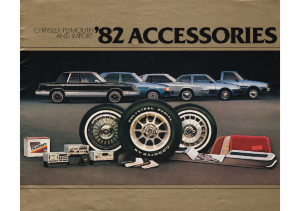 1982 Chrysler-Plymouth Accessories