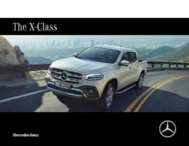 2018 Mercedes Benz X-Class