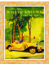 1930 Willys Knight Great Six