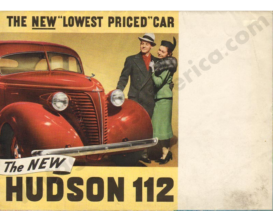 1938 Hudson 112 Features