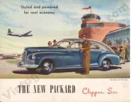 1946 Packard Clipper Six