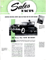 1948 Hudson March Sales Facts