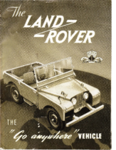 1952 Land Rover_BR Series I_1952