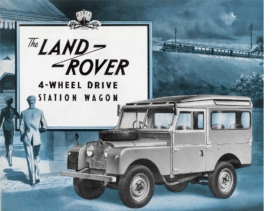 1955 Land Rover_BR Series I Station Wagon