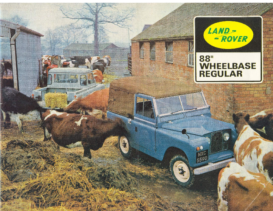 1967 Land Rover BR Series II