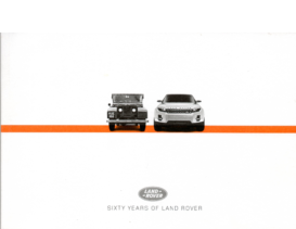 2008 Land Rover 60 Years