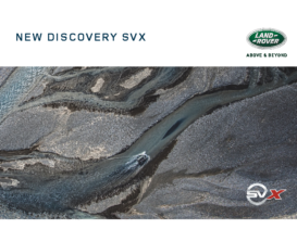 2018 Land Rover Discovery SVR